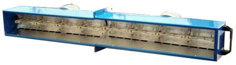 lampada uv incollaggio verniciatura controlli non distruttivi polimerizzazione