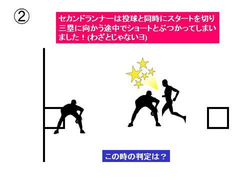ルール ソフト ボール