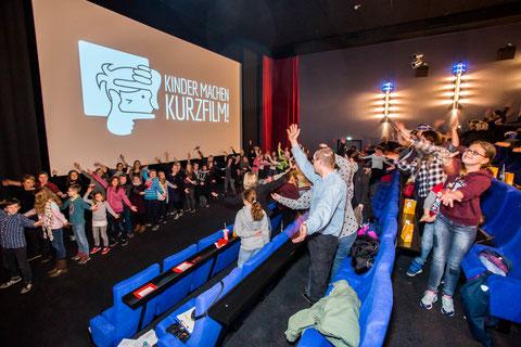 Premiere 2016 in Schwedt/Oder. Foto: Oliver Voigt