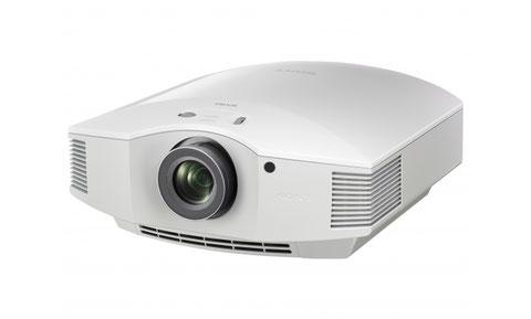 Sony VPL HW 65 ES Beamer Heimkino Weiß Angebot