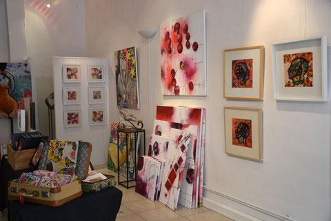 Exposition galerie Vaubecour