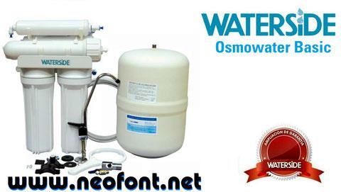 WATERSIDE OSMOWATER BASIC CA-405