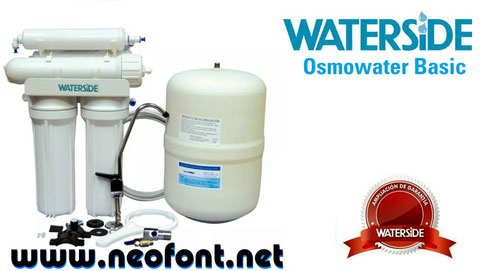 WATERSIDE OSMOWATER BASIC CA-405