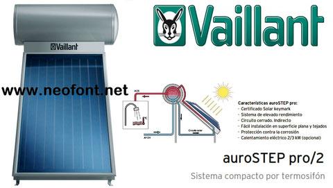 VAILLANT AUROSTEP PRO 150 200