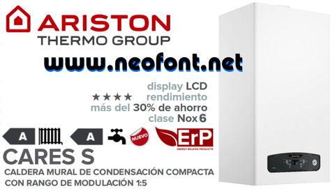 Ariston Cares premium 24ff
