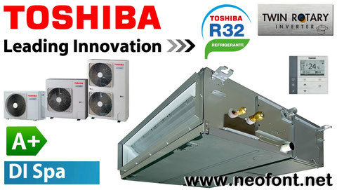 TOSHIBA DI SPA INVERTER