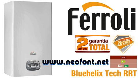FERROLI BLUE HELIX PRO 25C