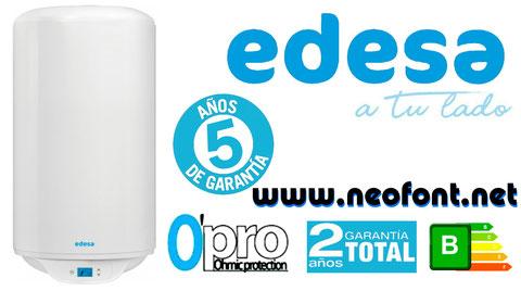 TERMOS ELECTRICOS EAS ELECTRIC EME 50 80 100