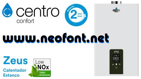 CENTRO CONFORT ZEUS NOX