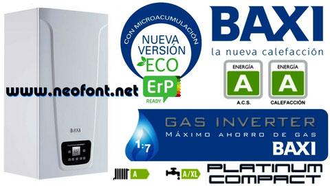 BAXI platinum compact 24/24f