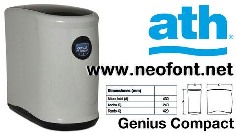 ath genius compact
