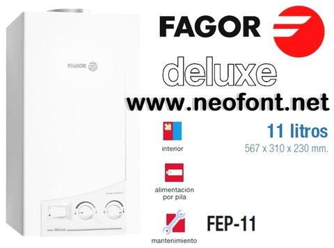 FAGOR FEP11 L FEC 11 TFDL