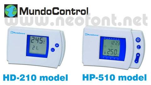 termostatos, cronotermostatos y programadores para calderas de calefacción
