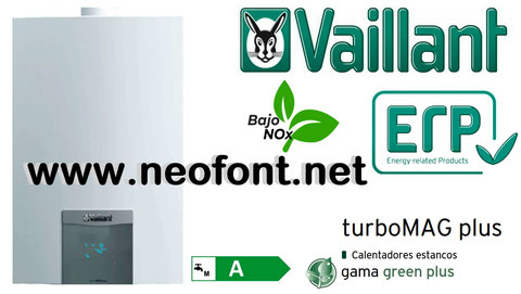 VAILLANT turboMAG plus 11-2/0-5