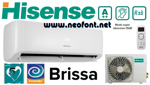 HISENSE INVERTER AS12UR