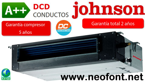 JOHNSON CONDUCTOS DCD