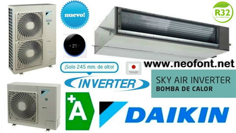 DAIKIN SKY AIR ADEQS71C