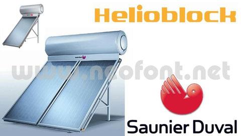 SAUNIER DUVAL helioblock 150 200