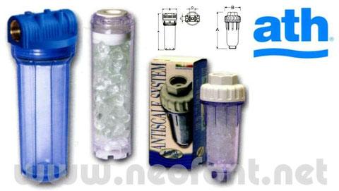 Dosificadores de polifosfatos