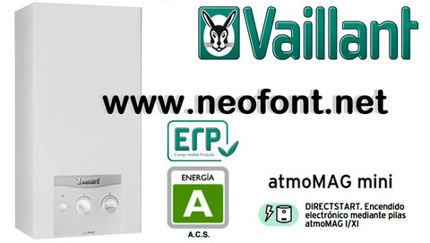 vaillant atmomag mini ES 11-0/1