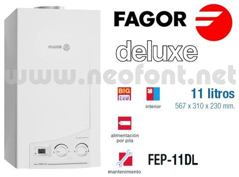 FAGOR FEP11 DL