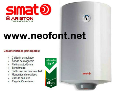 ARISTON simat nts sim vr