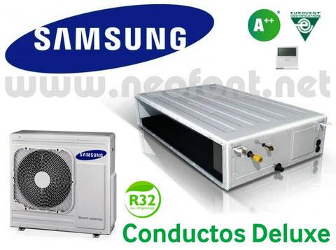 Samsung conductos DELUXE