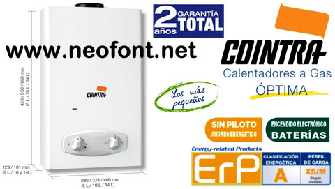 COINTRA OPTIMA COB 10 5