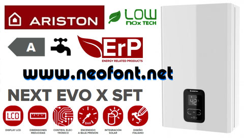 ARISTON NEXT EVO FF ESTANCO