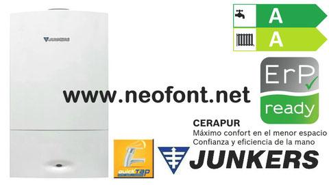JUNKERS CERAPUR SMART ZWB 28-3CE