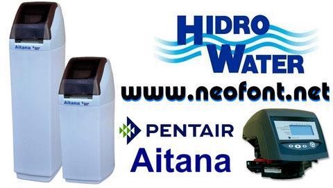 descalcificador volumetrico 30 litros Alicante