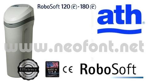 descalcificador volumetrico Robosoft bajo consumo