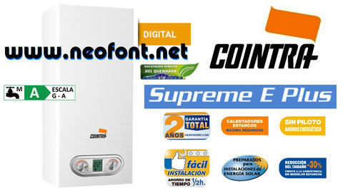 Cointra microtop confort