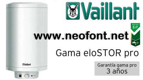 VAILLANT ELOSTOR PRO VEH 100 /3-3