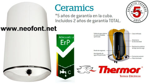 THERMOR ceramics pro