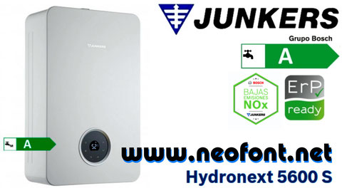 JUNKERS HYDROCOMPACT WTD 12 15 18 AM