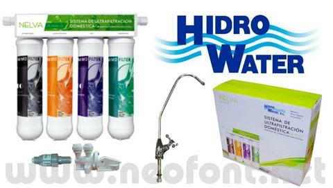 ULTRAFILTRACIÓN hidrowater nelva