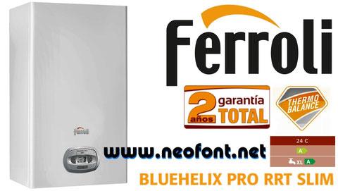 FERROLI BLUE HELIX PRO RRT 24C