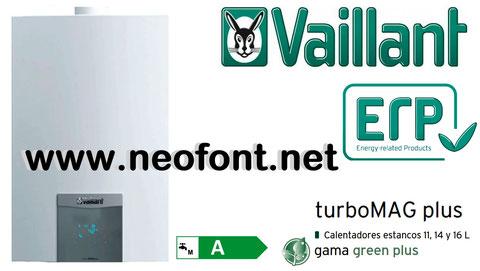 VAILLANT turboMAG plus 11-2/0-5