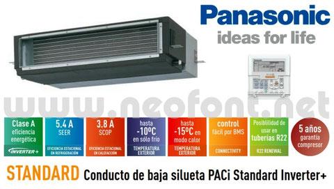PACi standard inverter kit-71pny