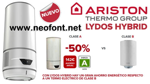 Ariston pro eco