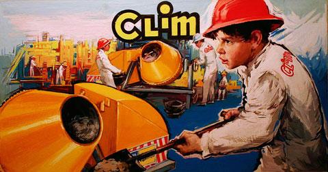 Publicidad de Clim (Climent Hermanos).
