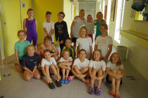Die erfolgreichen Aktiven in Sennestadt