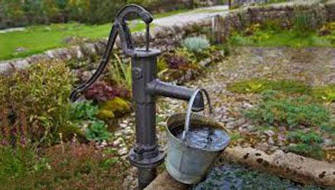 Brunnensuche Rutengänger