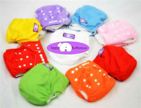 Hippybottomus Stay Dry Cloth Nappies