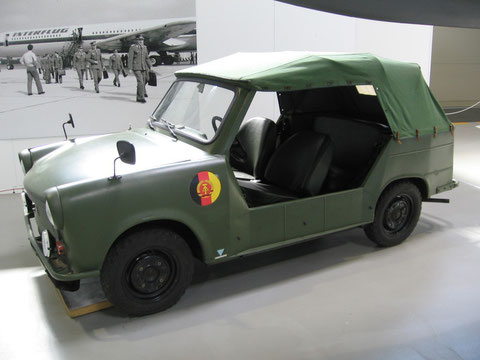 luftwaffenmuseum berlin das gaz wolga m21 information. Black Bedroom Furniture Sets. Home Design Ideas