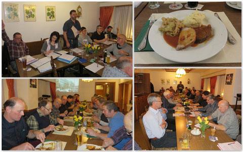 GV im Restaurant Krone in Wittnau