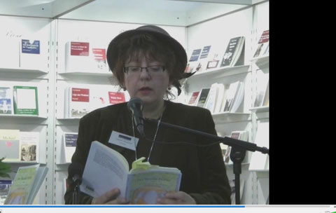 Lesung Frankfurter Buchmesse 2013