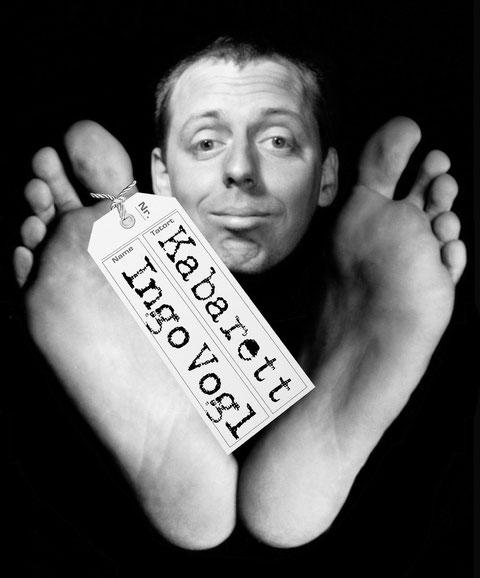 """Der aus Hallein/Sbg. stammende Kabarettist Ingo Vogl darf sein bekanntes Programm """"G`SUNDHEIT"""" nun auch in Rohrendorf präsentieren. Foto: zVg"""