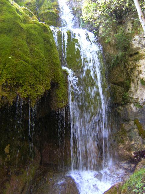 Wasserfall Dreimühlen - Helga Rollmann